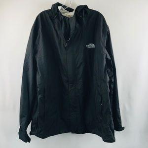The North Face black jacket SZ:XXL
